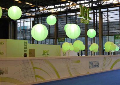 Ballon éclairant led Lumineux pour tous vos événements: Eclairis