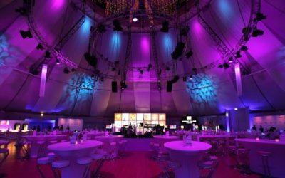 Les choix de l'intensité de l'éclairage selon l'événement organisé